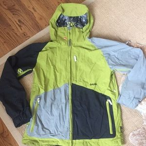 Quicksilver Men's Snow Gear. Regular fit. Size M.